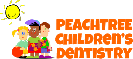 Logo for Peachtree Children's Dentistry