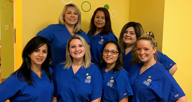 Bethlehem, GA staff for the pediatric dental offcie of Peachtree Children's Dentistry